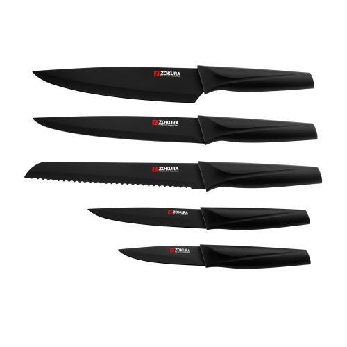 6 Piece Knife Set