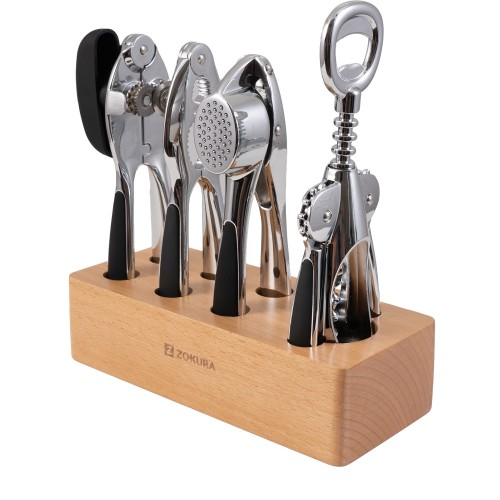 5 piece kitchen tools set