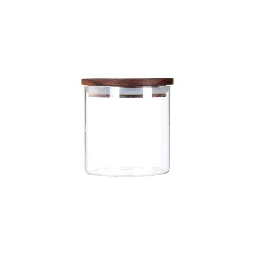 Borosilicate glass jar 550 ml