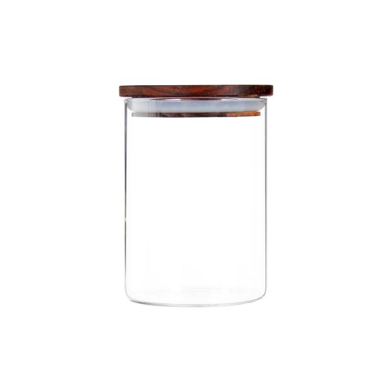 Borosilicate glass jar 750 ml