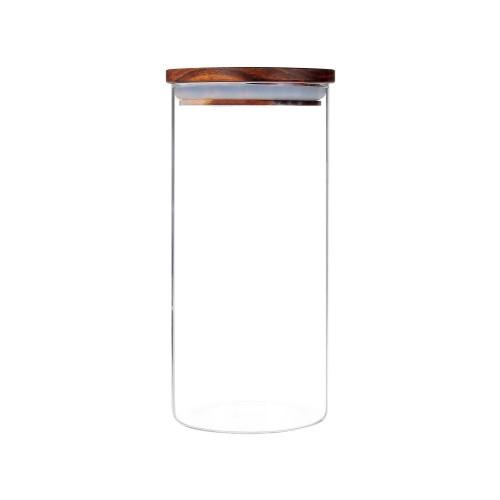 Borosilicate glass jar 1150 ml