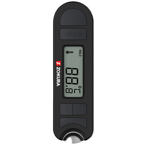 Digital wirless thermometer