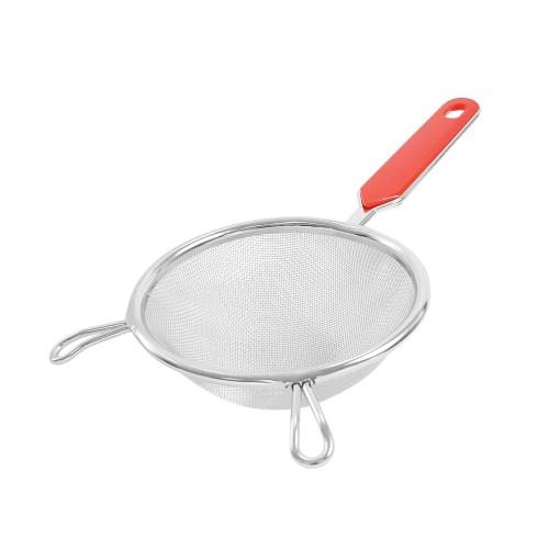 Stainless steel strainer, 12 cm diameter