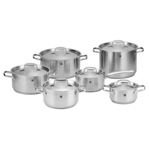Set vase de gătit cu 12 piese