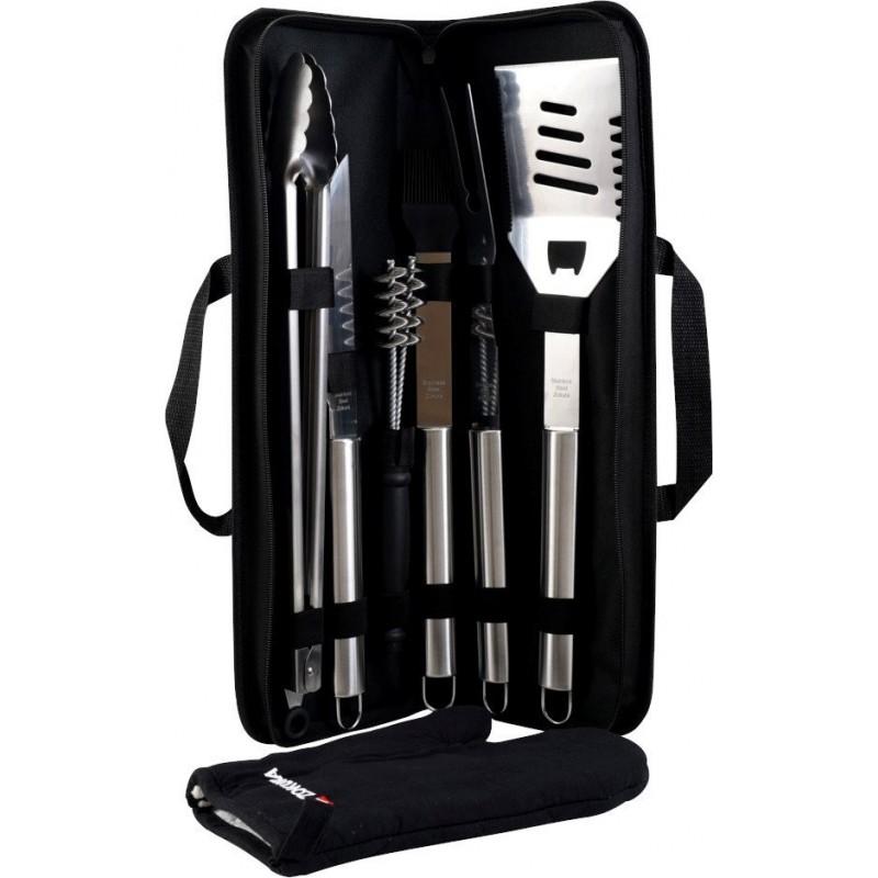 8 Piece BBQ Tools